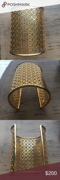 Authentic Tory Burch wrap bracelet Paid over $300 for this gorgeous wrap bracelet! Asking for a reasonable offer on this beauty Tory Burch Jewelry Bracelets