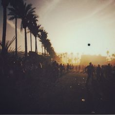 Coachella. The happiest place on earth. Can it be April already?
