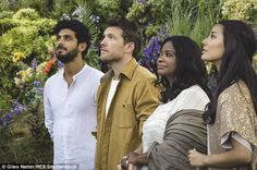 William Young's book, The Shack, has been turned into a film, which features Octavia Spencer as 'God' and Sam Worthington as the lead character, Mack, whose daughter was murdered