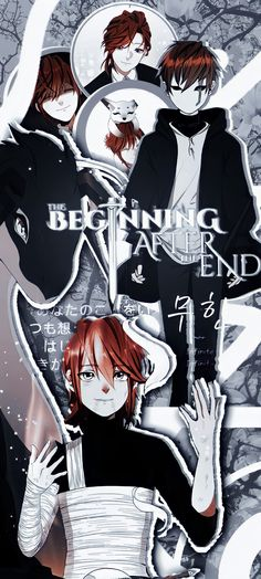 The beginning after the end wallpaper