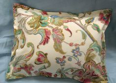 ANTIQUA  Pair 2 Custom Made Decorative Boudoir by Sew1Pretty, $22.00