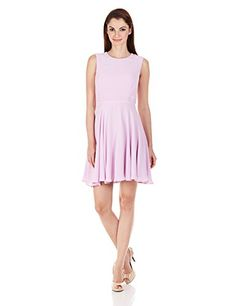 French Connection Women's Ana Crepe Fit and Flare Dress, Violet Vice, 12 French Connection http://www.amazon.com/dp/B00QZHARMI/ref=cm_sw_r_pi_dp_Xkw8vb108DH6D