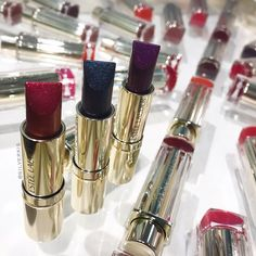 - Silverkis' World Estee Lauder Brands, Estee Lauder Pure Color, Gorgeous Makeup, Lipsticks, Clear Acrylic, Sephora, Swatch, Pure Products, Beauty
