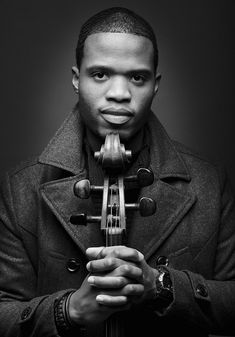 Cellist Caleb Vaughn-Jones Impeccable lighting. What else do you expect from David Hobby?