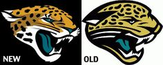 New Jaguars logo introduced in Jacksonville. What are your thoughts on the logo? #design #football