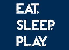 Eat. Sleep. Play T-Shirt. Gamer t-shirt. £15.00