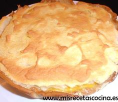 Tarta de Limon y Merengue en Thermomix. #recetas #postres #thermomix