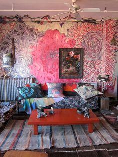 Martyn Thompson and Dove Drury-Hornbuckle's Soho loft