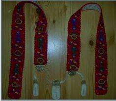 Suspenders - Nåsdräkten