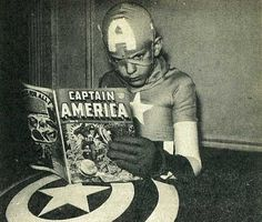 This is only ironic if he is, in fact, Captain America, which, I believe he is. | IRONY — WE HAZ IT (10 Photos)