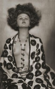 """allrightmrdemille: """" Anita Berber, photographed by Madame D'Ora, 1923 """""""
