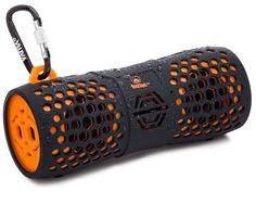 Yatra Aquatune 9612 - Portable Waterproof Rugged Wireless Bluetooth Speaker (Orange) * Read more at the image link. (This is an affiliate link) #BluetoothSpeakers