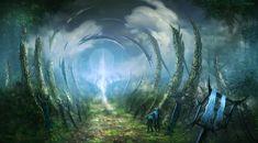 Mysterious World by madeincg.deviantart.com on @deviantART