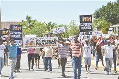 Informando24Horas.com: La reelección golpea oficialismo y PRD se dividen