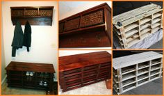Improve your entry by building a completely DIY entry bench with shoe storage. Does your entry need a makeover? http://theownerbuildernetwork.co/uwj7