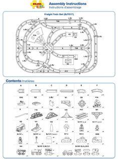 layout design for brio track model train plans brio train track rh pinterest com