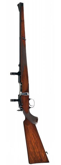 Mannlicher Schoenauer Model 1903 Bolt Action Carbine with Bolt Mounted Peep Sight