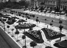 Avenida da Liberdade, Lisboa, 1936