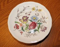 Spode Copeland Gainsborough Side Plates by campeauscollectables
