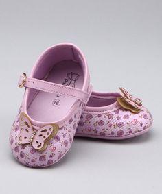 Lilac Sapato Nina Mary Jane
