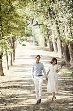 40+ Korean Romantic Pre-Wedding Theme Photoshoot Ideas