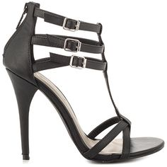 Michael Antonio Jalen - Black PU can be shopped from #Heelscom Online Store with Discount Vouchers and Coupon Codes.