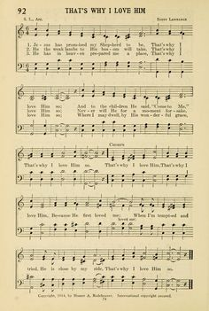 The old time gospel ministry printable hymns