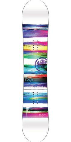 Never Summer Onyx Snowboard - Women's 2014