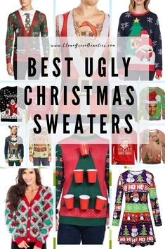 74 best ugly christmas sweater ideas images rh pinterest com