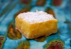 You're Doing It Wrong: Lemon Bars