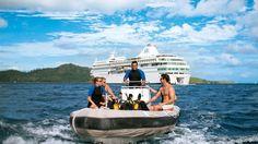 Venture Deeper: Scuba Diving with Paul Gauguin Cruises