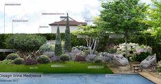"""7 отметок «Нравится», 1 комментариев —  Меджитова Ирина  (@land_design.krasnodar) в Instagram: «Проект был разработан для компании """"Счастливый Сад""""»"""