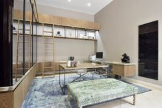 Divider, Study, Room, Furniture, Home Decor, Bedroom, Studio, Decoration Home, Room Decor