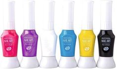 Pin for Later: Marvellous Manicure Gifts For Nail Art Aficionados  Rio Professional Nail Art Pens: Neon (£30)