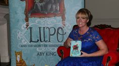 """What's the life of a royal dog like? That question came to Aby King's mind, as she found out the Duke & Duchess of Cambridge had a cocker spaniel, as she did. Aby walked her cocker spaniel, Lilly, in Kensington Gardens, & soon a series of children's books were in the making. The first book  """"Lupo & the Secret of Windsor Castle"""" is available on Thursday Sept 4th. Three further stories are already in the making along with a series of merchandise and toys to match."""