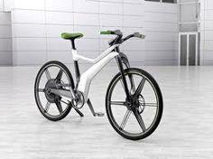 Smart Electric Bicycle Concept Bike Design Auto Toyota Ed