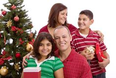 Tips for navigating the holidays with a blended family