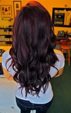 Black Cherry Hair Colors For 2017