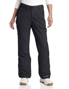 bafd15051a Columbia Womens Modern Mountain 2.0 Pant Black Small >>> Be sure to check  out