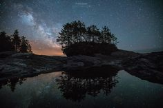 https://flic.kr/p/Fj9nRJ | Botanical Galaxy - Botany Bay, Vancouver Island | The Milky Way rises over a sea stack near Botany Bay in Port Renfrew on Vancouver Island.  I waited a loooong time for the right position to line up and managed to get off about 3 shots before that West Coast fog rolled in.  If you want to shoot the Milky Way with me this summer I'm offering a one night workshop right here on Vancouver Island. Check my blog for details.  Enjoy and please comment. Gavin