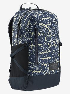 8ac547c6f8 Burton Women s Prospect Backpack shown in Delftone Print Cute Backpacks For  Women