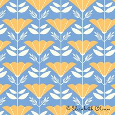 Elizabeth Olwen Print and Pattern