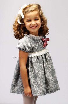 ALALOSHA: VOGUE ENFANTS: Naxos Moda Infantil SS16