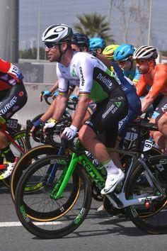 Tour Dubai 2018 / Stage 1 Mark Cavendish of Great Britain Skydive Dubai Palm Jumeirah / Nakheel Stage / Dubai Tour / Mark Cavendish, Dubai Tour, Palm Jumeirah, Road Bike, Belle Photo, Bicycles, Britain, Stage, Gay