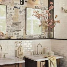 Decoupage Walls - Decoupage Ideas - 10 Classic DIYs for Home - Bob Vila
