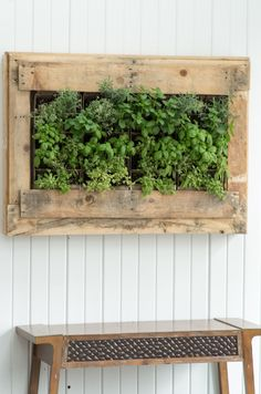 In case you've missed, here are some of the best DIY garden projects we've covered on Gardenoholic during April 2016. DIY Indoor Herb Vertical Wall Planter DIY Outdoor Tree Stump Planter In 4 Steps DIY Upcycled Window Herb Planter Easy DIY Minimalist Concrete Vase Cool DIY Hanging Gutter Planter For Outdoors