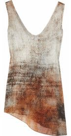 Helmut Lang - this is perfect for spillers like me.