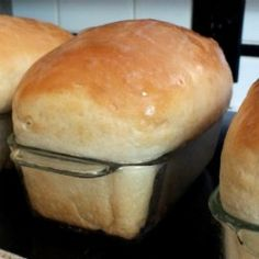 Even if you've never made yeast bread before you can make this - big, soft, billowy loaves of Honey Buttermilk Bread