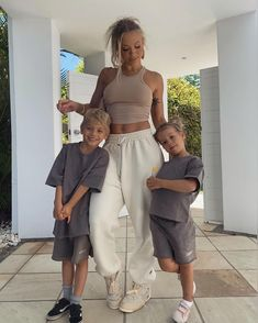 Family Outfits, Cute Outfits For Kids, New Outfits, Cute Baby Girl, Cute Babies, Baby Kids, Cute Toddlers, Cute Kids, Tammy Hembrow