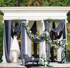 43 likes 2 comments event wedding decor jakarta sentrabunga 16 pretty perfect hanging wedding decor junglespirit Image collections